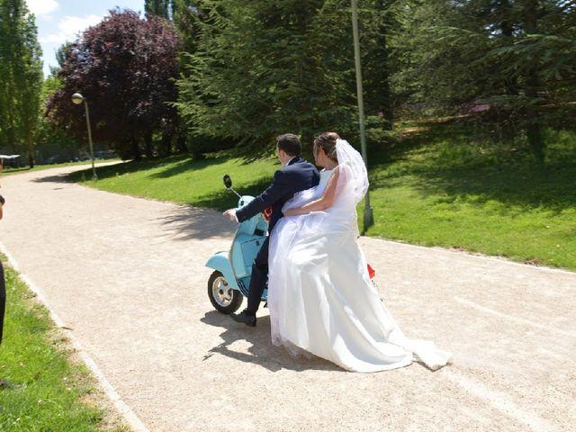 La boda de Roberto y Beatriz en Palencia, Palencia 2