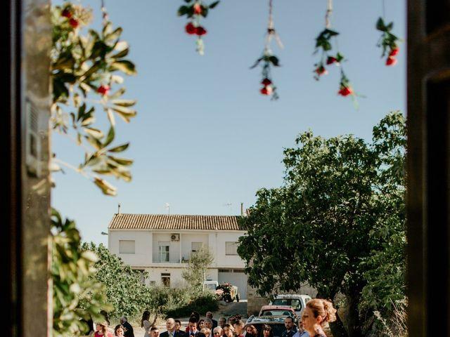 La boda de Paula y Alvaro en L' Alcúdia, Valencia 12