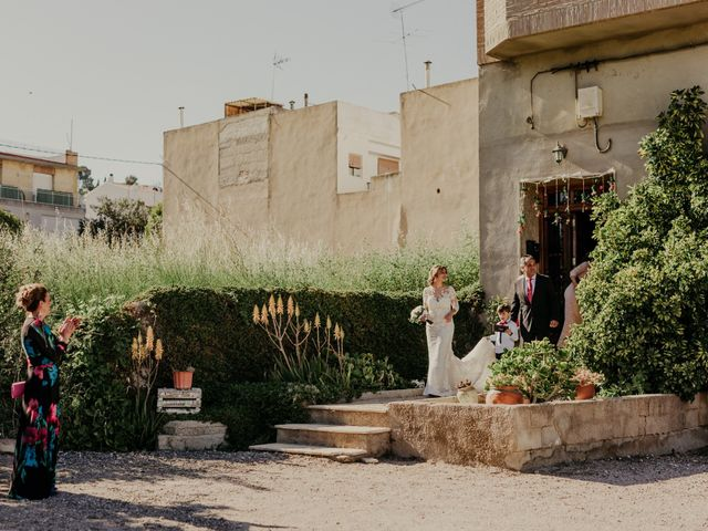 La boda de Paula y Alvaro en L' Alcúdia, Valencia 13