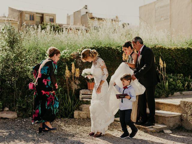 La boda de Paula y Alvaro en L' Alcúdia, Valencia 14