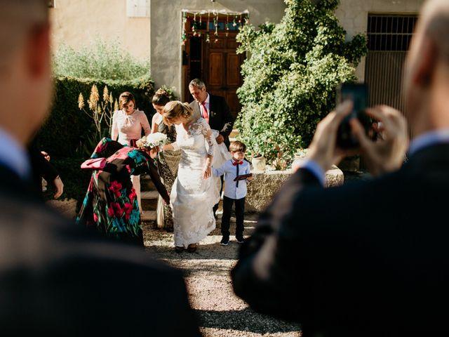 La boda de Paula y Alvaro en L' Alcúdia, Valencia 15