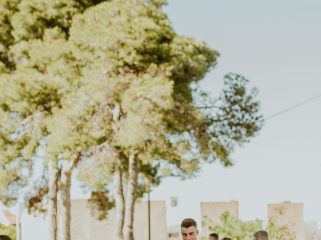 La boda de Paula y Alvaro en L' Alcúdia, Valencia 16