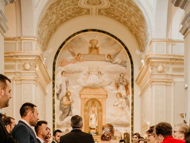 La boda de Paula y Alvaro en L' Alcúdia, Valencia 18