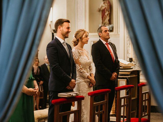La boda de Paula y Alvaro en L' Alcúdia, Valencia 22
