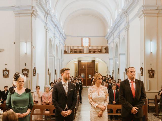La boda de Paula y Alvaro en L' Alcúdia, Valencia 23