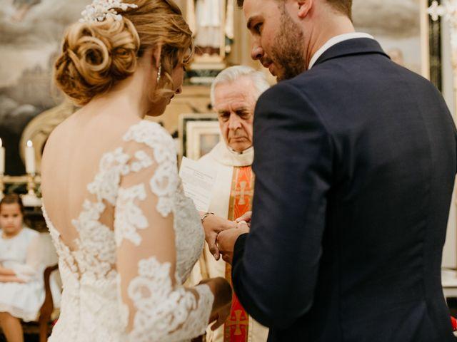 La boda de Paula y Alvaro en L' Alcúdia, Valencia 24