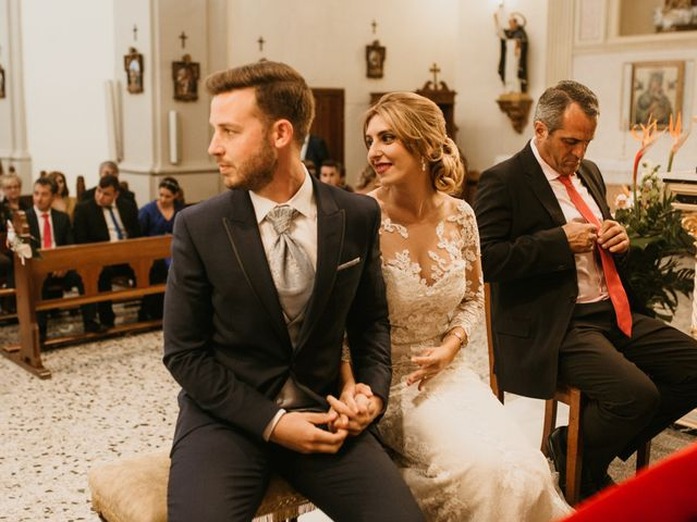 La boda de Paula y Alvaro en L' Alcúdia, Valencia 25