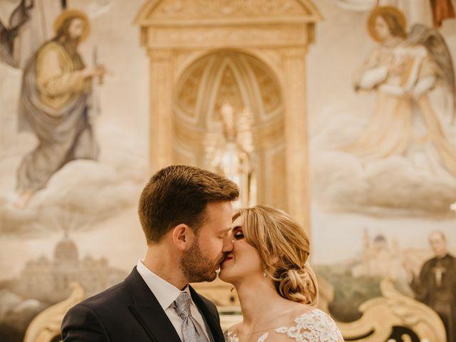 La boda de Paula y Alvaro en L' Alcúdia, Valencia 27