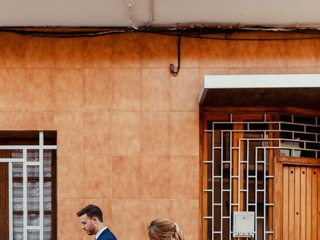 La boda de Paula y Alvaro en L' Alcúdia, Valencia 1