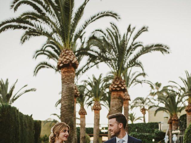 La boda de Paula y Alvaro en L' Alcúdia, Valencia 30