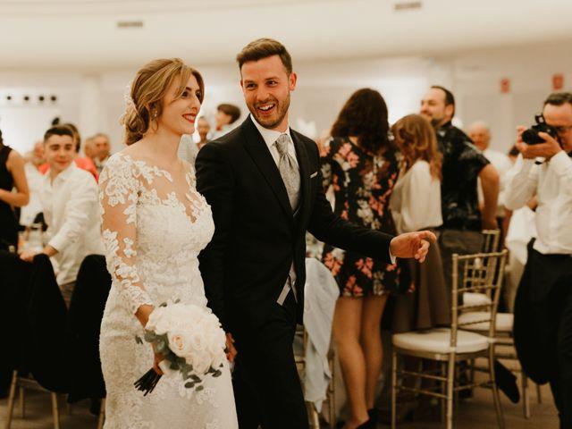 La boda de Paula y Alvaro en L' Alcúdia, Valencia 33