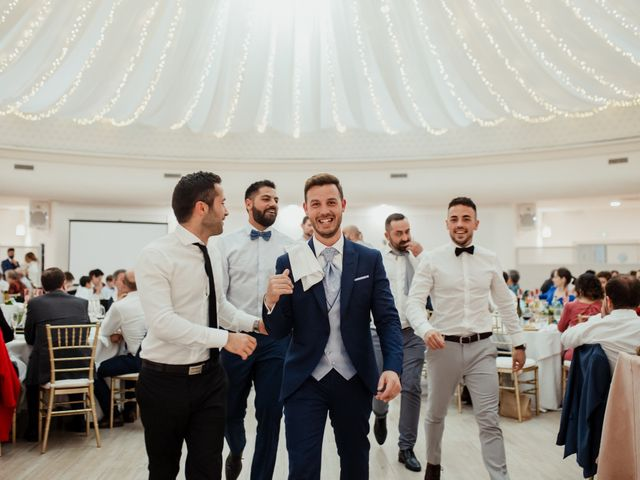La boda de Paula y Alvaro en L' Alcúdia, Valencia 39