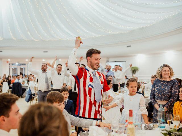 La boda de Paula y Alvaro en L' Alcúdia, Valencia 40