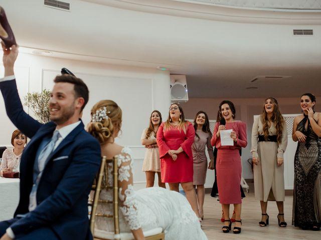 La boda de Paula y Alvaro en L' Alcúdia, Valencia 41