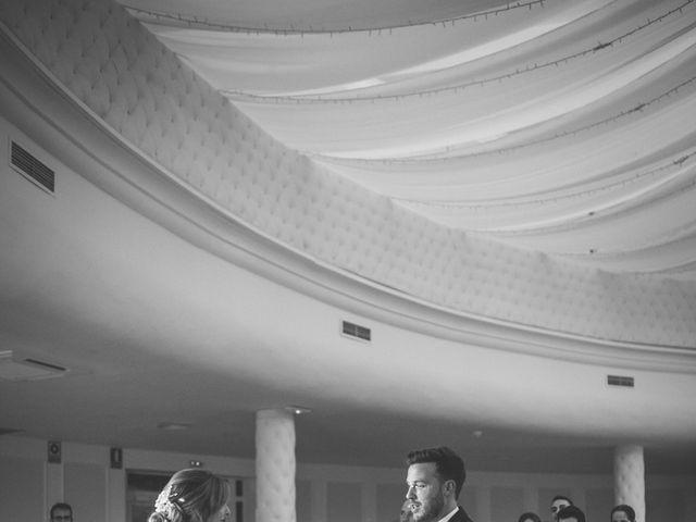 La boda de Paula y Alvaro en L' Alcúdia, Valencia 42