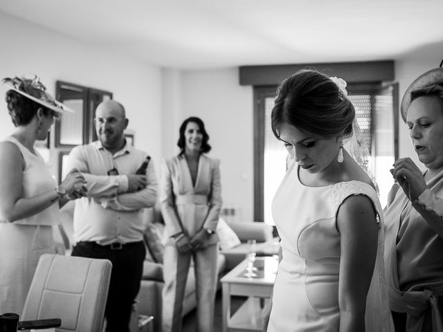 La boda de José y Marina en Zaragoza, Zaragoza 22