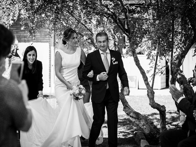 La boda de José y Marina en Zaragoza, Zaragoza 30