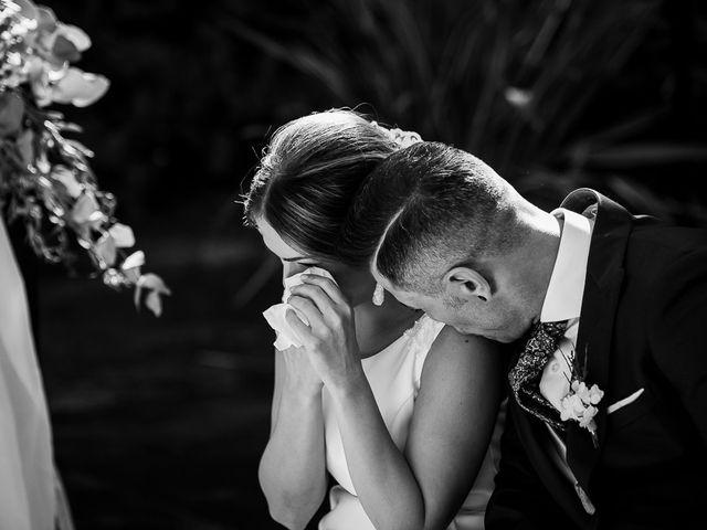 La boda de Marina y José