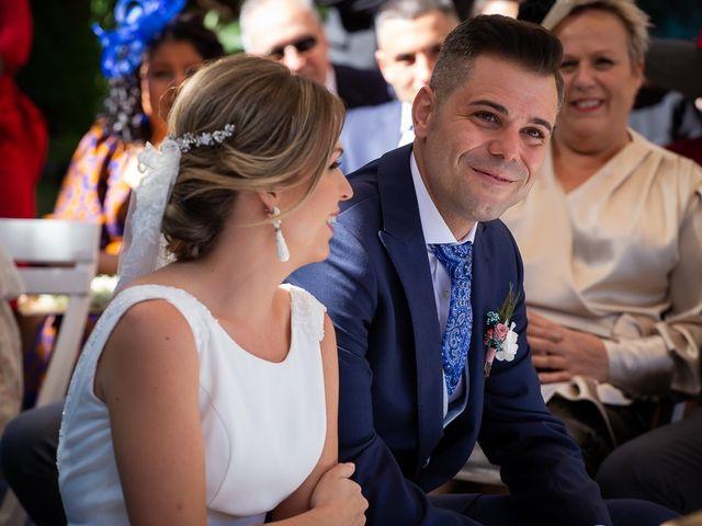 La boda de José y Marina en Zaragoza, Zaragoza 36