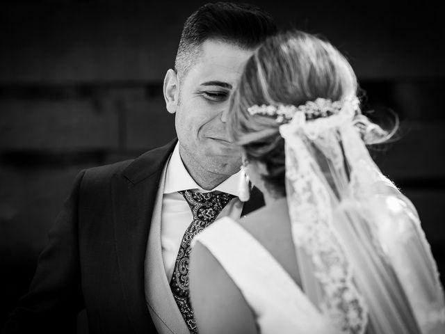 La boda de José y Marina en Zaragoza, Zaragoza 40