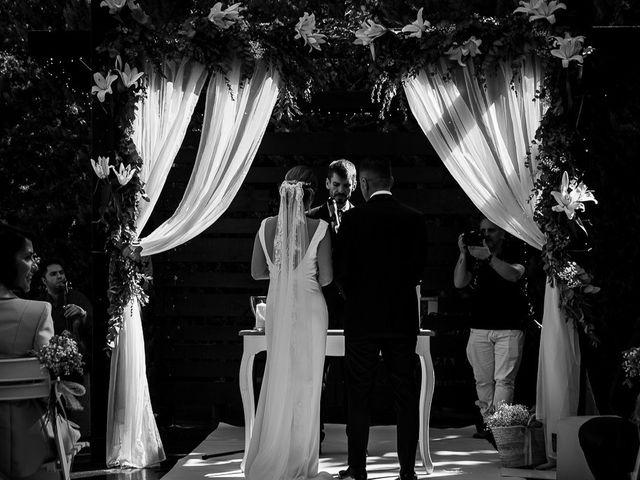 La boda de José y Marina en Zaragoza, Zaragoza 48