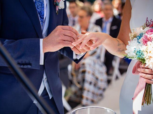 La boda de José y Marina en Zaragoza, Zaragoza 49