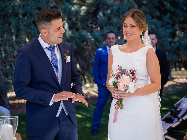 La boda de José y Marina en Zaragoza, Zaragoza 52