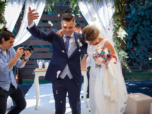 La boda de José y Marina en Zaragoza, Zaragoza 53