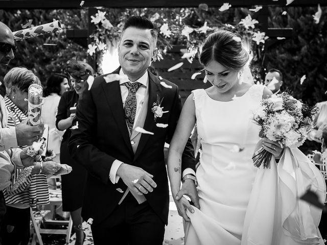 La boda de José y Marina en Zaragoza, Zaragoza 54