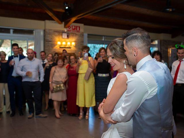La boda de José y Marina en Zaragoza, Zaragoza 71