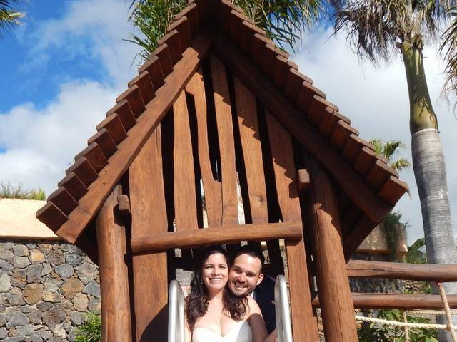 La boda de Juan Marcos y Mariel en La Orotava, Santa Cruz de Tenerife 6
