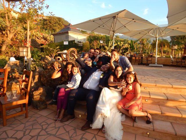 La boda de Juan Marcos y Mariel en La Orotava, Santa Cruz de Tenerife 2