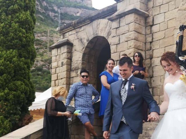 La boda de Albert y Ely en Monistrol De Montserrat, Barcelona 5