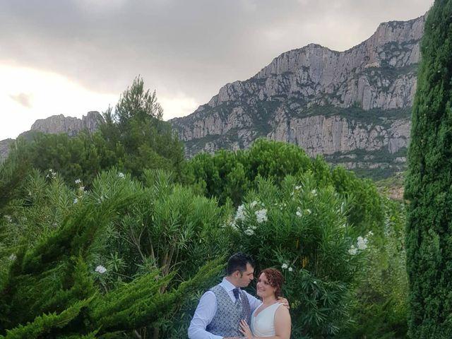 La boda de Albert y Ely en Monistrol De Montserrat, Barcelona 7