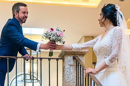 La boda de Fernando y Silavana en Guadarrama, Madrid 3