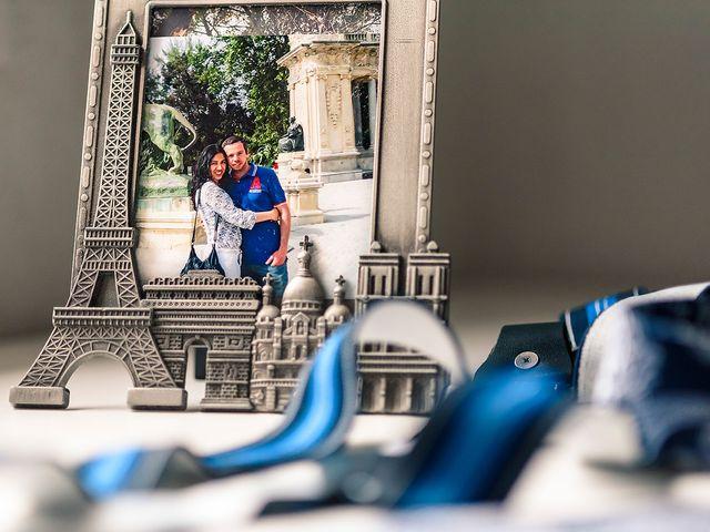 La boda de Fernando y Silavana en Guadarrama, Madrid 4