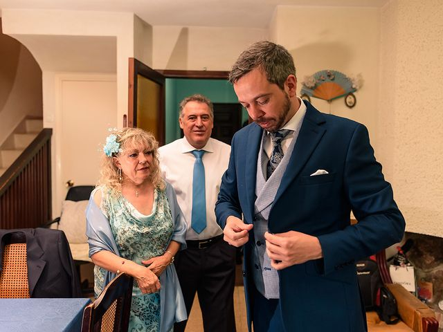 La boda de Fernando y Silavana en Guadarrama, Madrid 6
