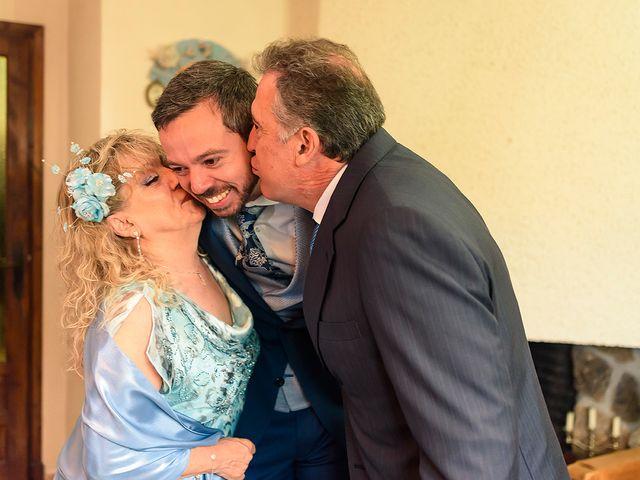 La boda de Fernando y Silavana en Guadarrama, Madrid 7