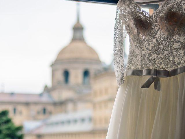 La boda de Fernando y Silavana en Guadarrama, Madrid 10