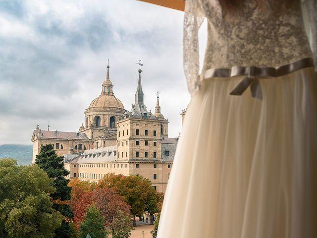La boda de Fernando y Silavana en Guadarrama, Madrid 15