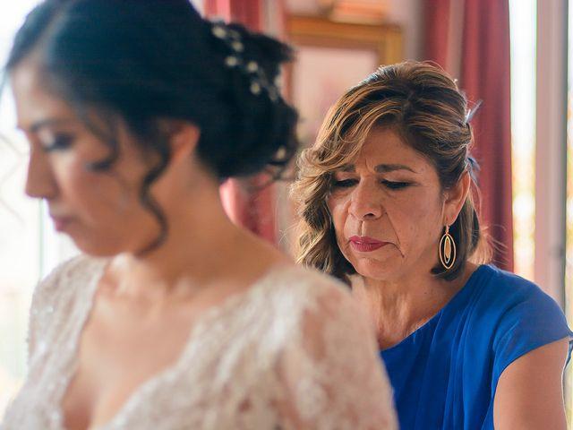La boda de Fernando y Silavana en Guadarrama, Madrid 21