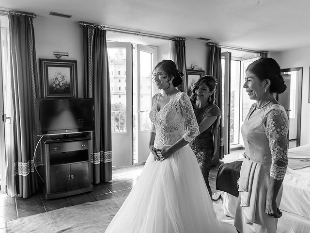 La boda de Fernando y Silavana en Guadarrama, Madrid 23
