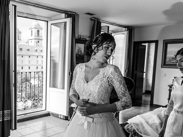 La boda de Fernando y Silavana en Guadarrama, Madrid 28