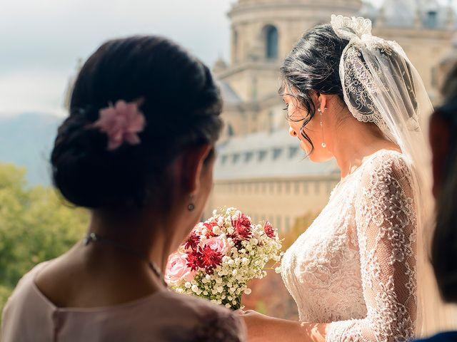 La boda de Fernando y Silavana en Guadarrama, Madrid 32