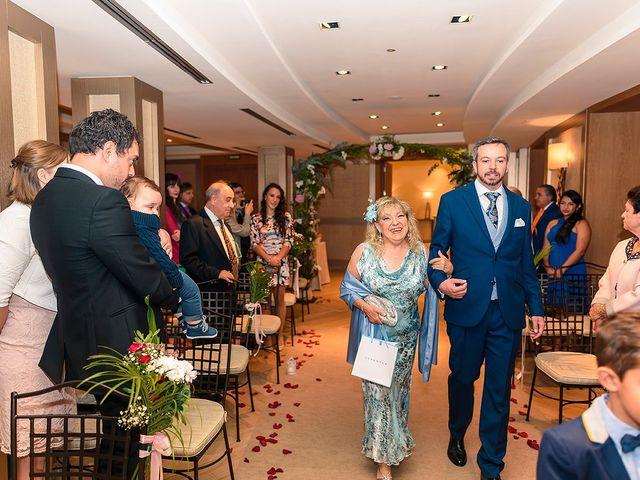 La boda de Fernando y Silavana en Guadarrama, Madrid 33