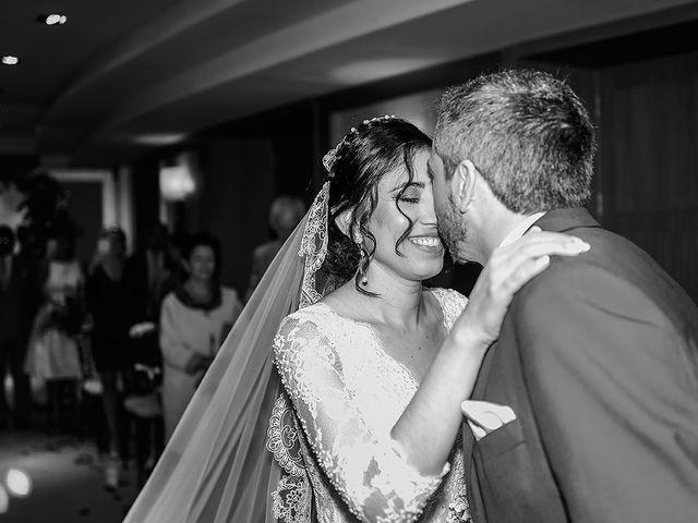 La boda de Fernando y Silavana en Guadarrama, Madrid 37