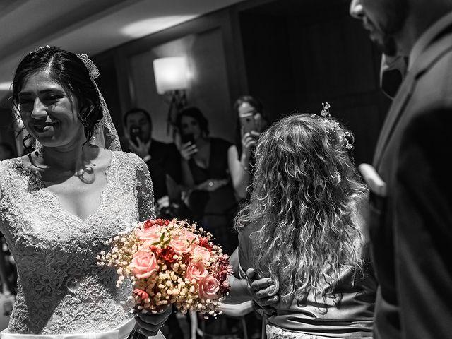 La boda de Fernando y Silavana en Guadarrama, Madrid 38