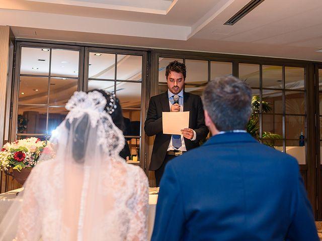 La boda de Fernando y Silavana en Guadarrama, Madrid 39
