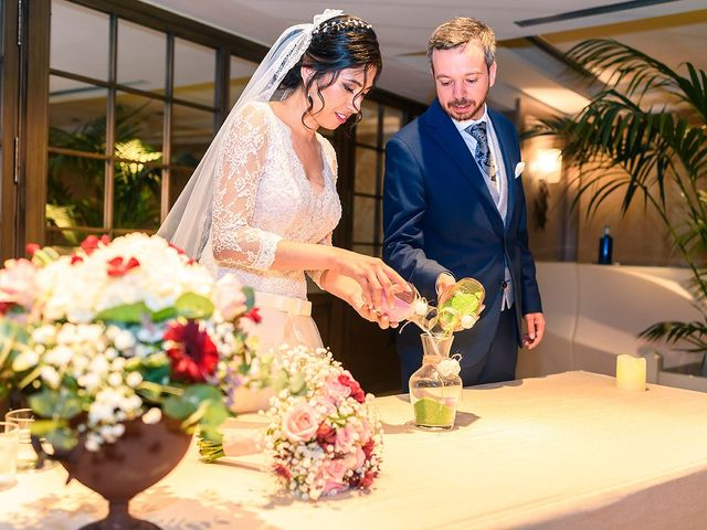 La boda de Fernando y Silavana en Guadarrama, Madrid 41