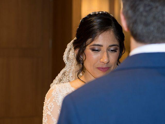La boda de Fernando y Silavana en Guadarrama, Madrid 43